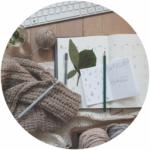 nood-Philosophie mit Stricken, Terminkalender