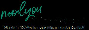 Überschrift noodyou-Online-Programm mit Untertitel